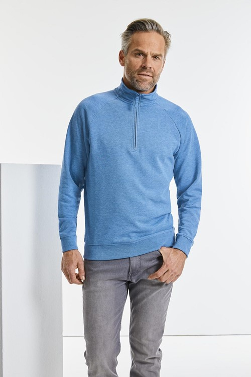 Adults HD 1/4 Zip Sweat