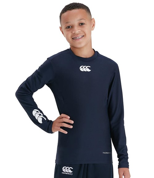 Kids Long Sleeve ThermoReg Base Layer