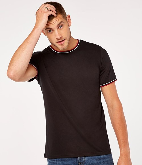 Fashion Fit Tipped T-Shirt