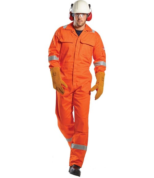 Bizweld™ Flame Resistant Iona Coverall