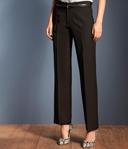 Ladies Polyester Trousers