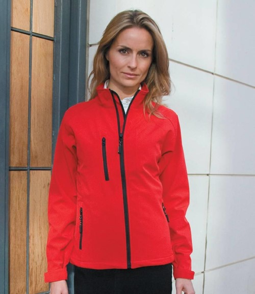 Ladies Base Layer Soft Shell Jacket