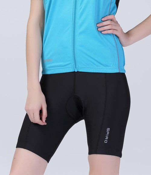 Ladies Bikewear Padded Shorts